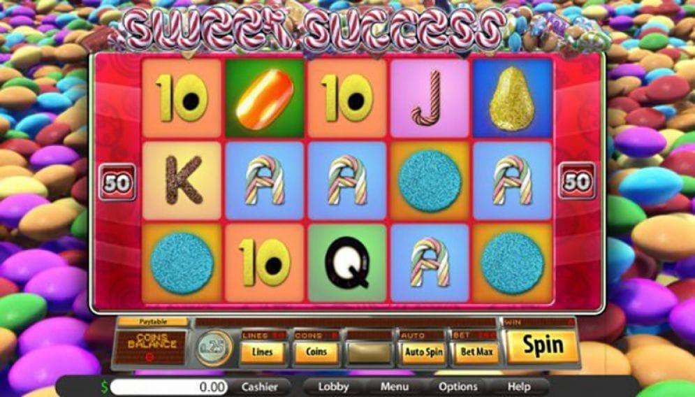 Sweet Success online Casinospiel