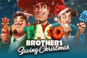 Taco Brothers Saving Christmas Video Slot kostenlos