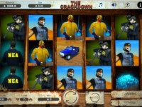 The Crackdown Spielautomat