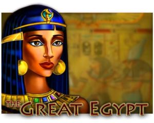The Great Egypt Video Slot kostenlos spielen