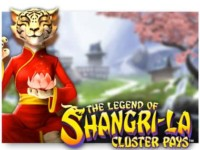 The Legend of Shangri-La: Cluster Pays Spielautomat
