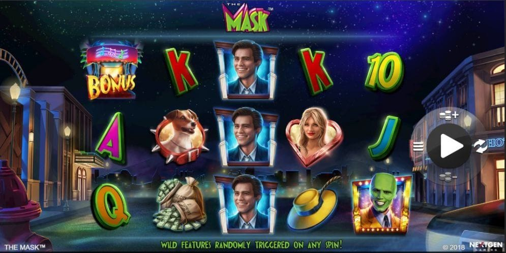 The Mask Geldspielautomat