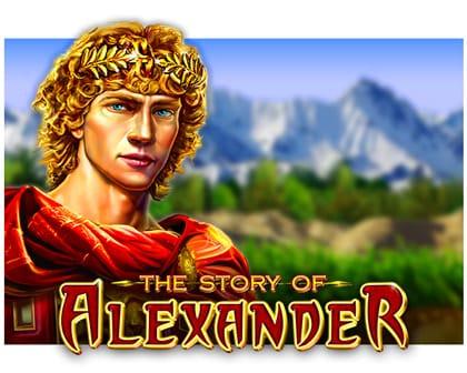 The Story of Alexander Spielautomat kostenlos spielen