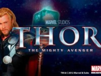Thor the mighty avenger Spielautomat
