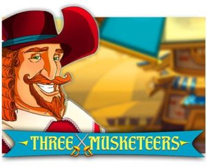 Three Musketeers Videoslot kostenlos