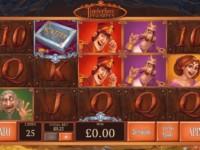 Tinderbox Treasures Spielautomat