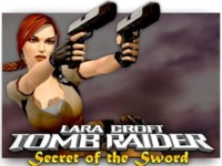Tomb Raider Secret Of the Sword Spielautomat