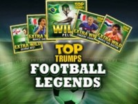 Top trumps football legends Spielautomat