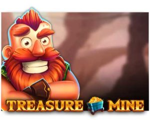 Treasure Mine Geldspielautomat kostenlos