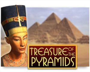 Treasure of the Pyramids Spielautomat freispiel