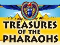Treasures of the Pharaohs Spielautomat
