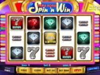 Triple Bonus Spin 'n Win Spielautomat