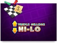 Triple chance hilo Spielautomat