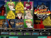 Ultimate Fighters Spielautomat