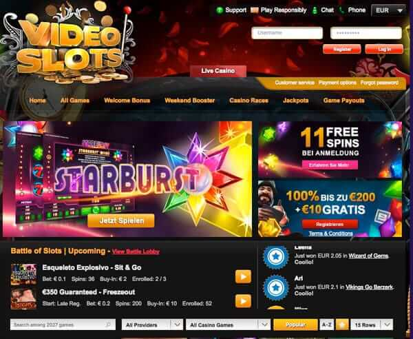 video slots online casino jetzt spie