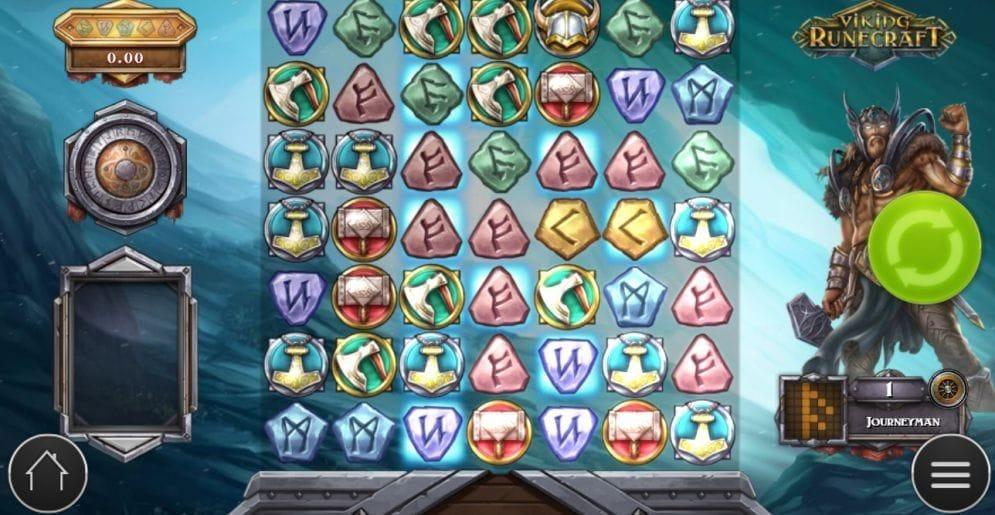 Viking Runecraft Casinospiel