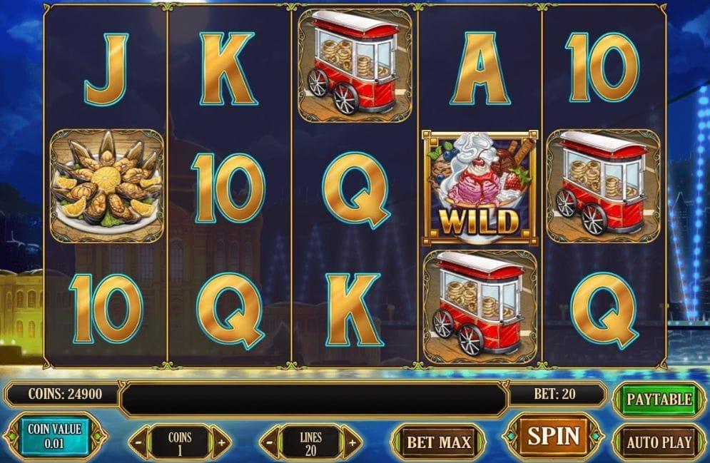Village Kid Casinospiel