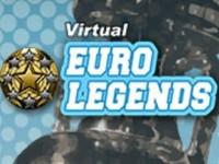 Virtual euro legends Spielautomat