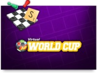 Virtual world cup Spielautomat