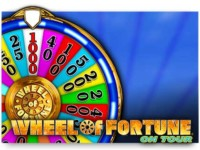 Wheel of Fortune: On Tour Spielautomat