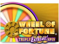 Wheel of Fortune: Triple Extreme Spin Spielautomat