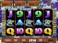 White Wizard Spielautomat
