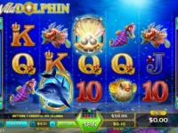 Wild Dolphin Spielautomat