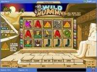 Wild Mummy Spielautomat