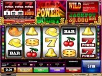 Wild Power Boost Spielautomat