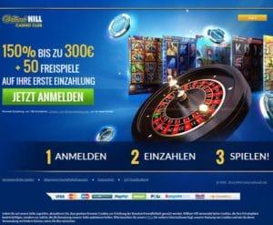 William Hill Casino Club Bewertung