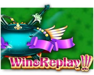 Win And Replay Slotmaschine kostenlos spielen