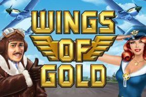 Wings of Gold Spielautomat kostenlos