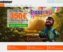 99 Free Spins (Keine Einzahlung Erforderlich) + 200% Einzahlungsbonus bis zu 350€