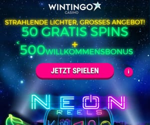 50 Freispiele in Wintingo