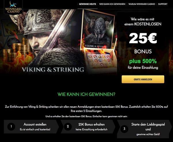 Winward Casino Testbericht