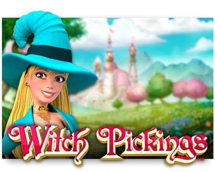 Witch Pickings Automatenspiel online spielen