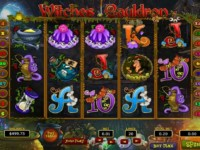 Witches Cauldron Spielautomat
