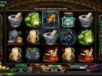 Witch's Brew Spielautomat