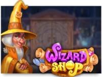 Wizard Shop Spielautomat