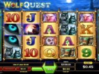 Wolf Quest Spielautomat