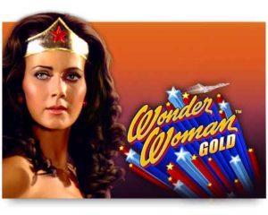 Wonder Woman Gold Geldspielautomat kostenlos spielen