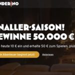 Wunderino - Echtgeld Casino Erfahrungen