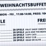 Ihr EuroSlots-Weihnachtsbuffet ist angerichtet!