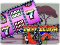 Zany Zebra Spielautomat