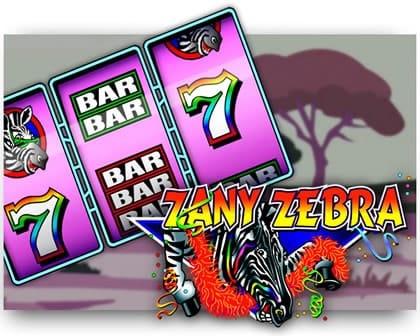 Zany Zebra Spielautomat online spielen